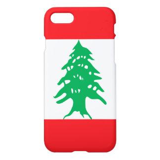 Lebanon Flag iPhone 8/7 Case