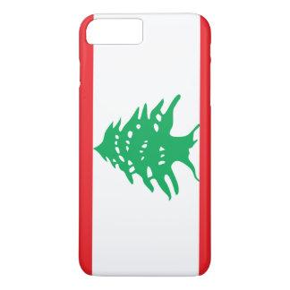 Lebanon Flag iPhone 8 Plus/7 Plus Case