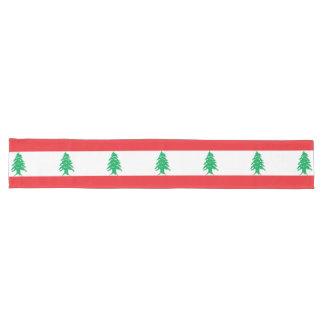 Lebanon Flag Long Table Runner