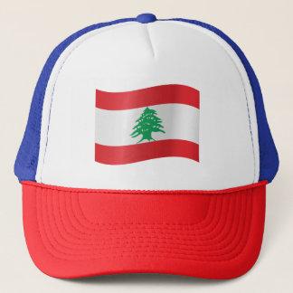 Lebanon Flag Trucker Hat
