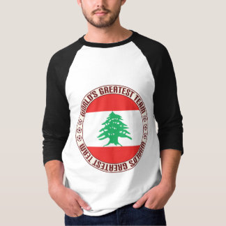 Lebanon Greatest Team T-Shirt