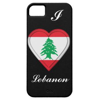Lebanon Lebanese flag iPhone 5 Case