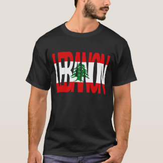 LEBANON Men's Shirt