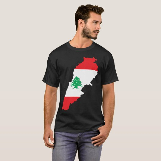Lebanon Nation T-Shirt