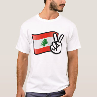 Lebanon Peace Men's Shirt