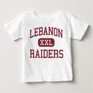 Lebanon - Raiders - High - Lebanon New Hampshire Baby T-Shirt