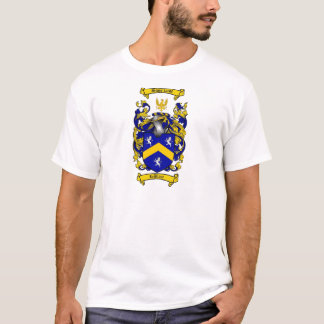LEBLANC FAMILY CREST -  LEBLANC COAT OF ARMS T-Shirt
