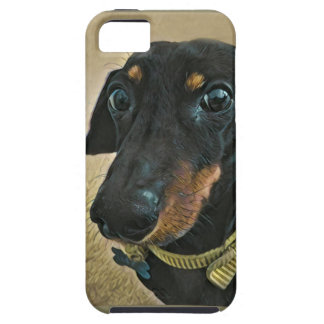 LeBron the Dachshund iPhone 5 Cover