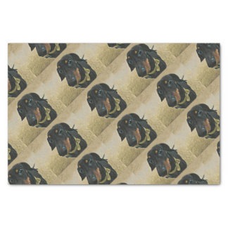 LeBron the Dachshund Wrapping paper. Tissue Paper