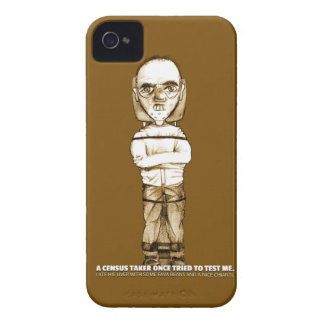 Lecter (Blackberry) iPhone 4 Cases