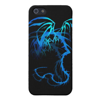 'Lectrik Dragon Shadowed Case For iPhone 5/5S