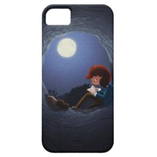 """Lecture par clair de lune """"lumière de lecture """" coque iPhone 5 Case-Mate"""