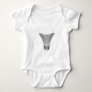 LED bulb Baby Bodysuit