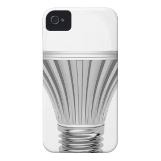 LED bulb iPhone 4 Case-Mate Case