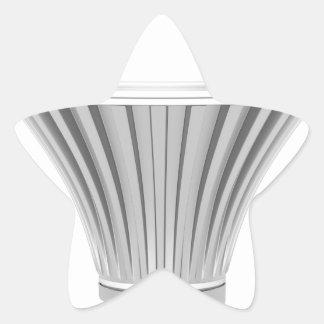LED bulb Star Sticker