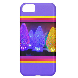 LED Colored Lights Cover For iPhone 5C