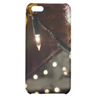 LED Light String iPhone 5C Covers