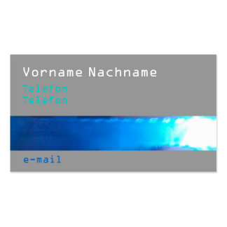 LED PACK OF STANDARD BUSINESS CARDS