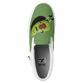 Led Slip-On Sneakers