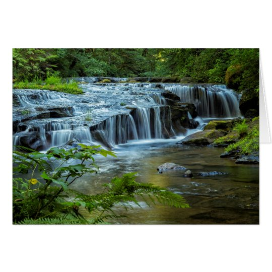 Ledge Falls 4 Card