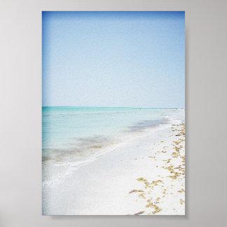 Ledo Beach Poster