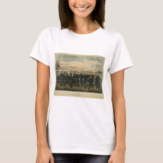 Lee And His General by Americus Patterson (1904) T-Shirt