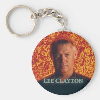 Lee Clayton Keychain