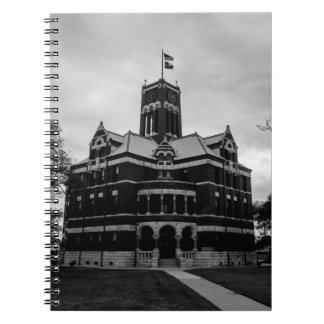 Lee County Courthouse (Texas) Notebook