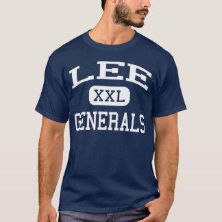 Lee - Generals - High - Jacksonville Florida T-Shirt