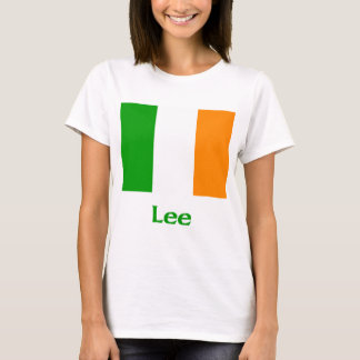Lee Irish Flag T-Shirt