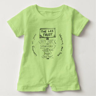 Lee Trust 50th Anniversary Baby Romper
