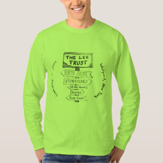 Lee Trust 50th Anniversary Basic Long Sleeve T-Shirt