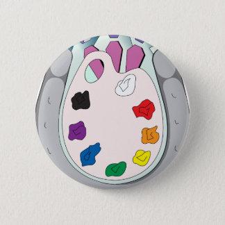 Lee Walker Fine Art 2 Inch Round Button