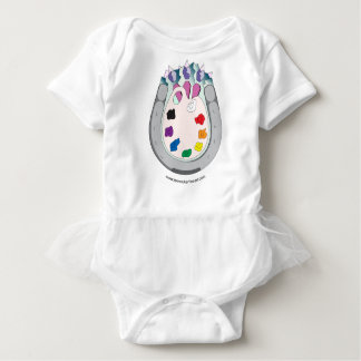 Lee Walker Fine Art Baby Bodysuit