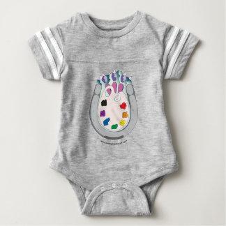 Lee Walker Fine Art Baby Bodysuit
