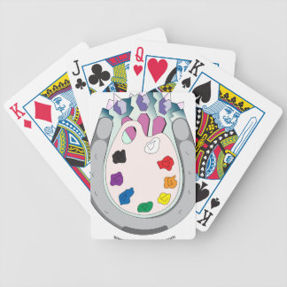 Lee Walker Fine Art Bicycle Playing Cards