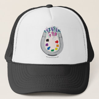 Lee Walker Fine Art Trucker Hat