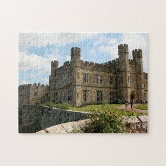 Leeds Castle. Jigsaw Puzzle