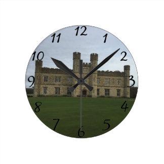 Leeds Castle Round Clock