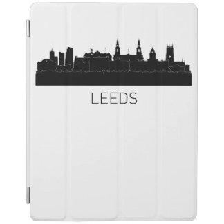 Leeds England Cityscape iPad Cover