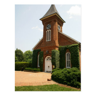 Lee's Chapel Postcard
