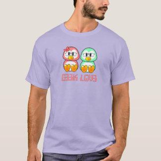 Leet Speak Geek Valentine T-Shirt