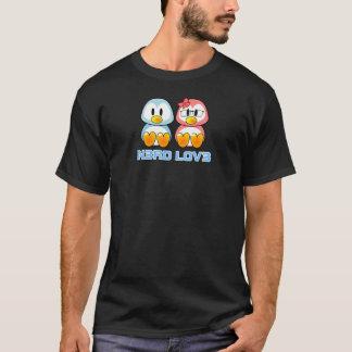 Leet Speak Nerd Valentine T-Shirt