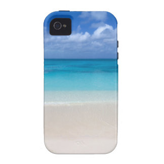 Leeward Beach | Turks and Caicos Photo Vibe iPhone 4 Covers