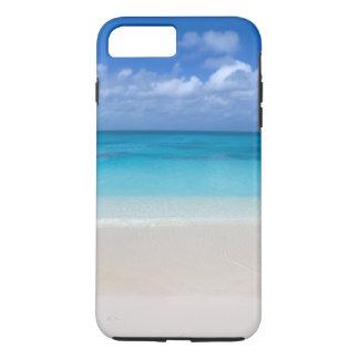 Leeward Beach   Turks and Caicos Photo iPhone 8 Plus/7 Plus Case