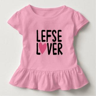 Lefse Lover Ruffle Shirt