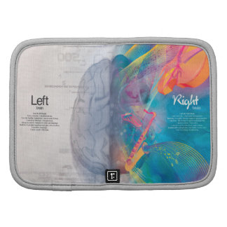 Left and Right Sides of The Brain 2 Planner