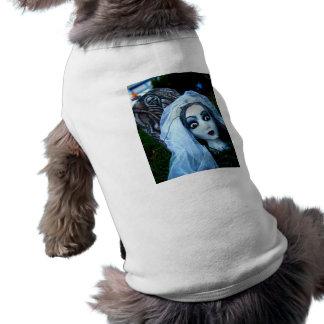 Left at the Gravesite Doggie Tshirt