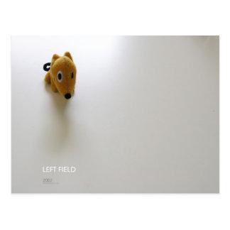 Left Field PostCard