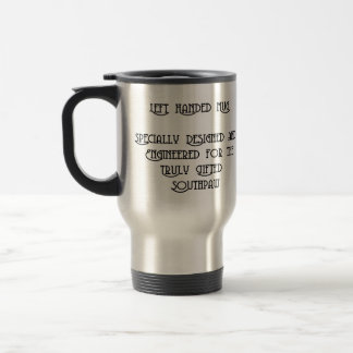 Left Handed Coffee Mug